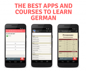 The Best Apps and Courses to Learn German