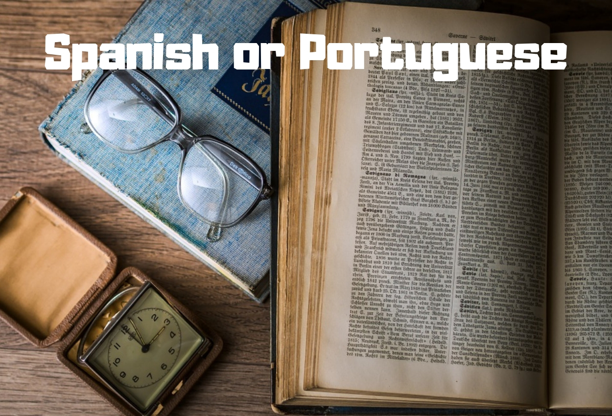 Should I Learn Spanish or Portuguese? Let's Decide!