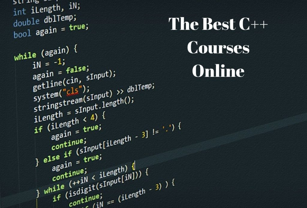 The Best C++ Courses Online