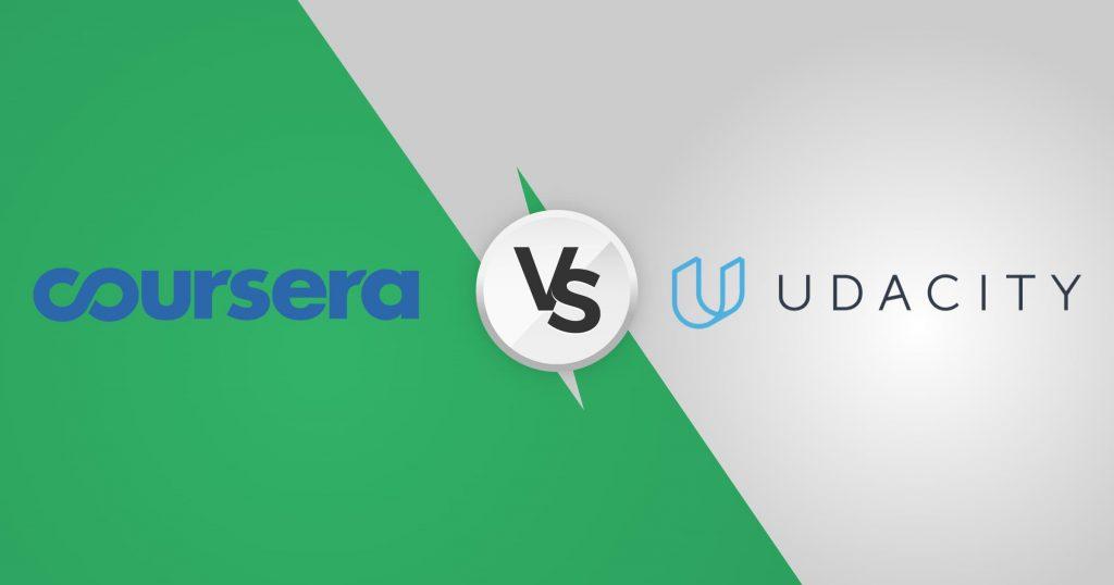 Coursera vs Udacity Compared