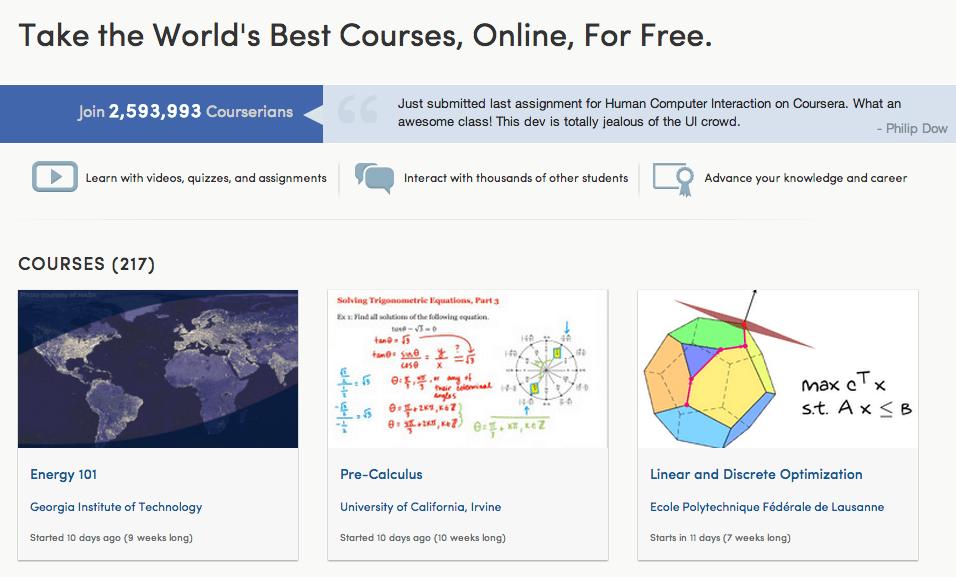 DataCamp vs Coursera Courses