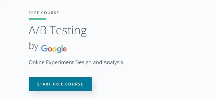 A/B Testing by Google