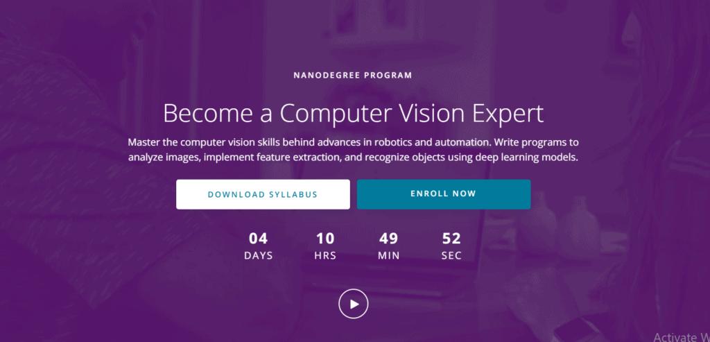 Computer Vision Expert